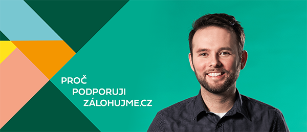 Proč podporuji zálohujme.cz